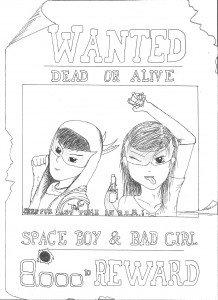 Wanted SB BG